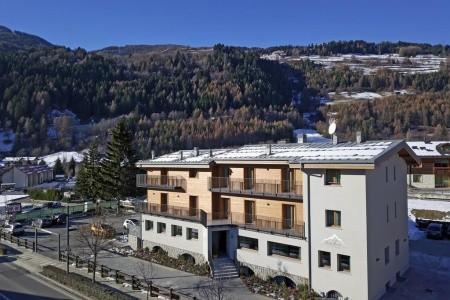 Hotel Baita Fanti - Bormio - v lednu