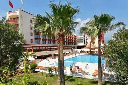 A11 Obaköy Hotel - v září