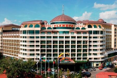 Planeta Hotel & Aqua Park, Bulharsko, Slunečné Pobřeží