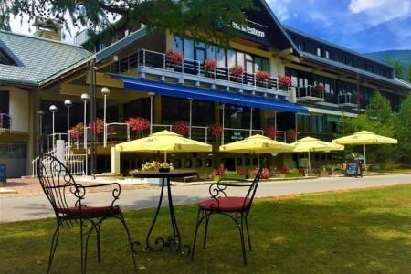 Best Western Hotel Kranjska Gora - v září