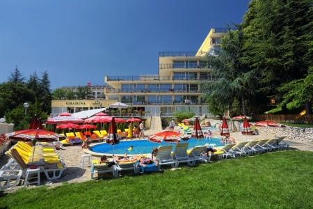 Hotel Gradina - plná penze