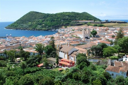 AZORY - FLY & DRIVE - 4 OSTROVY - Sao Miquel / Terceira / Fa - poznávací zájezdy