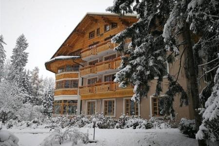 Hotel Ribno - v březnu