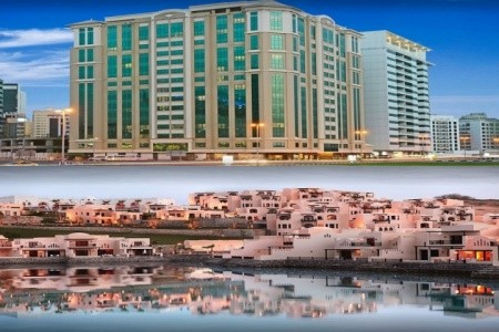 Elite Byblos Hotel, The Cove Rotana Resort, Spojené arabské emiráty, Dubai