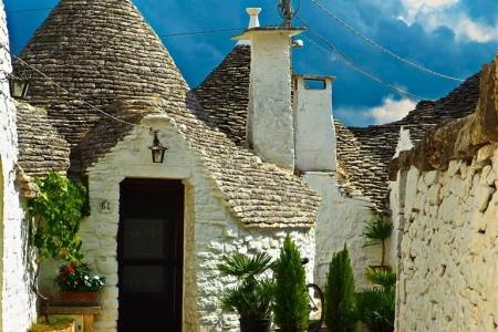 Villaggio Santa Sabina, Itálie, Apulská oblast (Puglia)