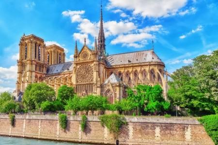 Paříž s návštěvou Versailles a muzea Louvre - v červenci