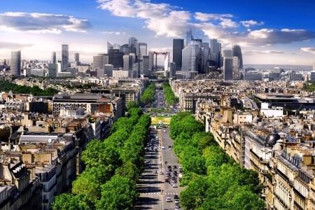 Paříž se zastávkou v La Défense a Versailles - poznávací zájezdy