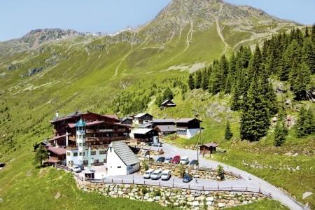 Hotel Silbertal, Rakousko, Sölden Arena / Ötzal