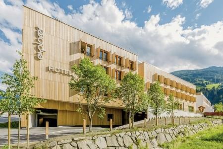 Explorer Hotel Zillertal, Rakousko, Tyrolsko