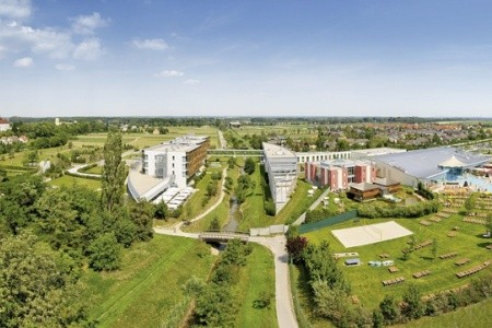 Therme Laa - Hotel & Silent Spa - termály