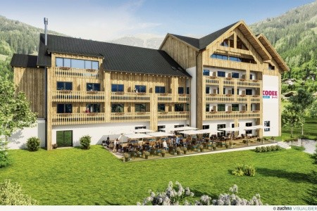 Cooee Alpin Hotel Dachstein, Rakousko, Dachstein West