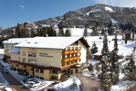 Hotel Kärntnerhof Bad Kleinkirchheim - Last Minute a dovolená