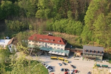 Skalní Mlýn - Blansko, Česká republika, Moravský kras