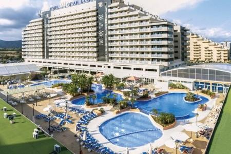 Hotel Gran Duque - hotely