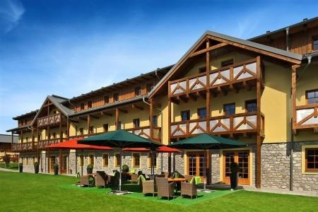 Resort Relax - Dolní Vltavice - Last Minute a dovolená