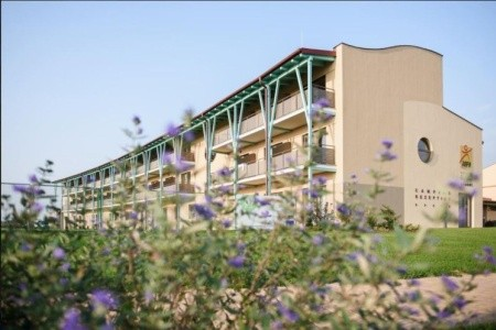 Jufa Vulkan Thermen Resort, Maďarsko,