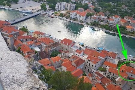 Apartmány 1355-1513 - Chorvatsko  v prosinci - apartmány
