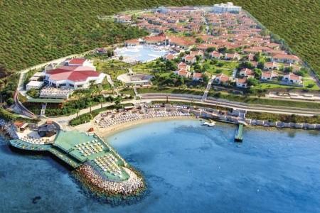 Adrina Beach Resort - dovolená