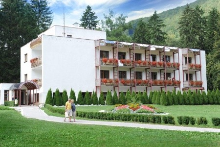 Hotel Malá Fatra - v listopadu