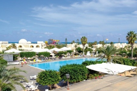 Djerba Aqua Resort, Tunisko, Djerba