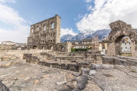 Mont Blanc 4810 - luxusní dovolená
