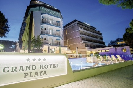 Grand Hotel Playa - Lignano  - Itálie