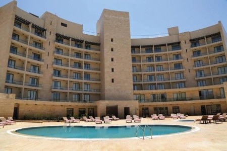 Oryx Hotel Aquaba 5 - v říjnu