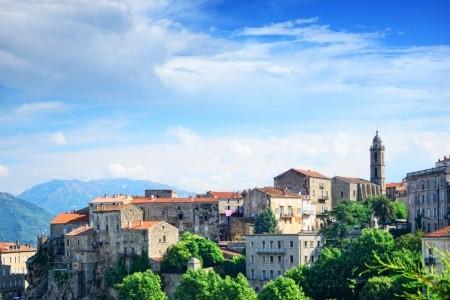 Divoká krása Korsiky (letecky) - poznávací zájezdy
