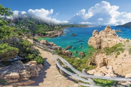 Korsika Sardinie letecky - poznávací zájezdy