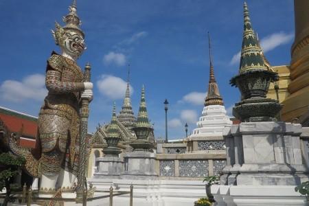 Thajsko - velký okruh + Kambodža - 2022