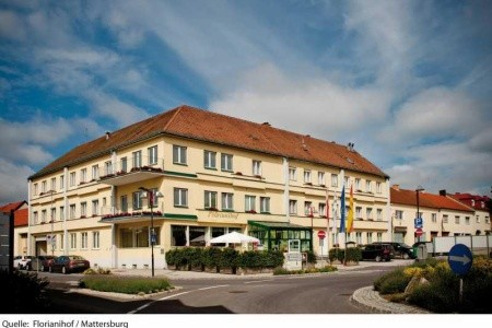 Hotel - Restaurant Florianihof - ubytování