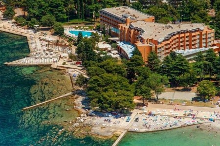 Hotel Sol Umag For Plava Laguna, Chorvatsko, Umag