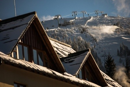 Ski & Wellness Residence Družba - v březnu