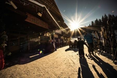 Ski & Wellness Residence Družba - silvestr