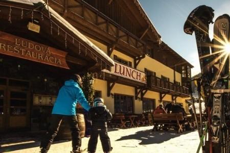 Ski & Wellness Residence Družba - zimní dovolená