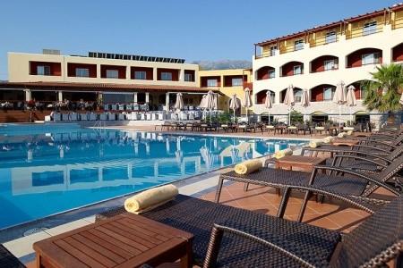 Hotel Eliros Mare, Řecko, Kréta