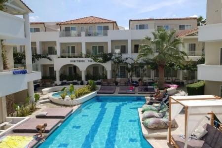 Hotel Dimitrios Village, Řecko, Kréta