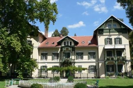 Hotel Park - Lázně Dobrna - v lednu