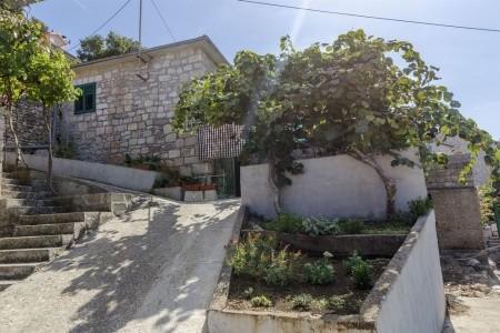 Apartmány 1355-1275 - Brač v červenci - Chorvatsko
