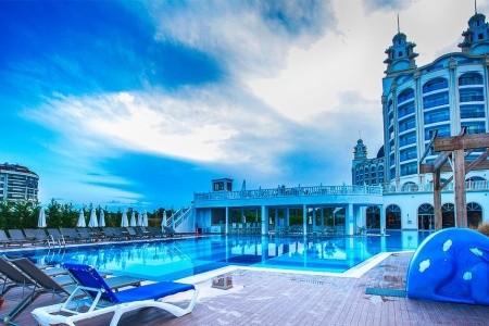J Adore Deluxe Hotel Und Spa - letecky all inclusive