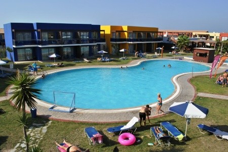 Hotel All Senses Nautica Blue Resort & Spa, Řecko, Rhodos