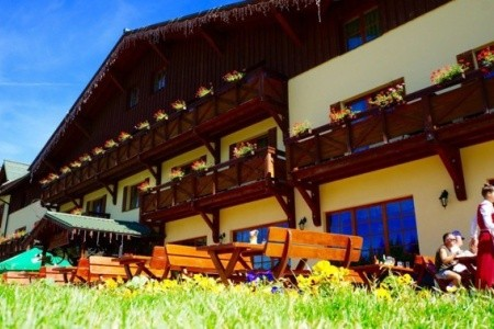 Ski & Wellness Residence Družba - hotel
