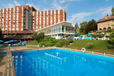 Danubius Health Spa Resort Aqua - v květnu
