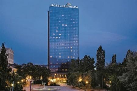 Panorama Zagreb Hotel - Zagreb - luxusní dovolená