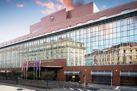 Sheraton Zagreb Hotel - Zagreb - luxusní hotely