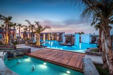 Stella Island Luxury Resort & Spa - podzimní dovolená