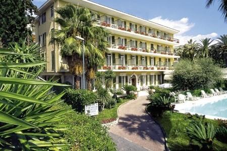 Hotel Paradiso - Ligurská riviéra  - Itálie