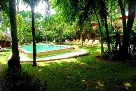 La Tortuga - Dominikánská republika bez stravy