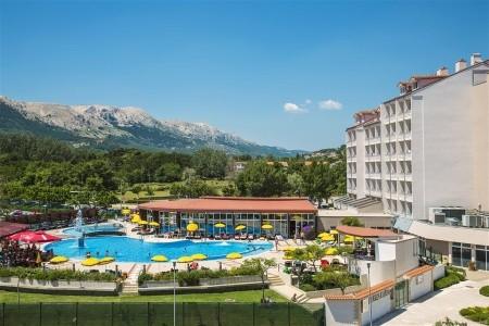 Hotel Corinthia Sunny Hotel, Chorvatsko, Kvarner