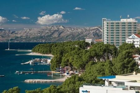 Dalmacija Sunny Hotel By Valamar - Makarska, Chorvatsko, Makarska